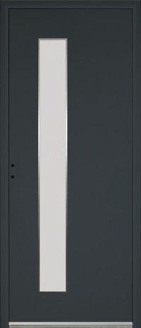 Porte D Entree En Pvc Modele Kiev Ud 1 6 Double Vitrage 4 12 4 Porte Entree Pvc Pvc Porte D Entree