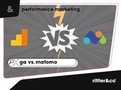 Google Analytics vs. Matomo
