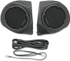 6 1/2 Component Speakers Custom Car Enclosure Pod Mount by