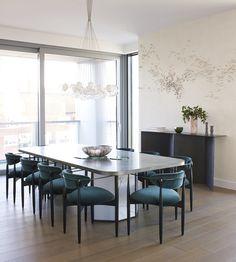 One Vandam PHB // Dining Room