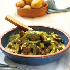 Curryschmorgurken Rezepte   Weight Watchers