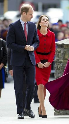 Kate Middleton - Prince William and Kate Middleton in Christchurch — Part 3