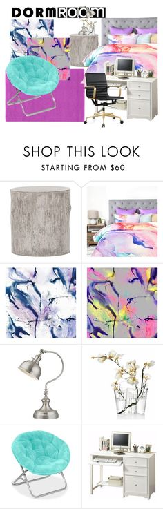 """""""Dorm Room Style"""" by shoppingismycardio99 on Polyvore featuring interior, interiors, interior design, home, home decor, interior decorating, iittala, Home Decorators Collection and dormroomstyle"""