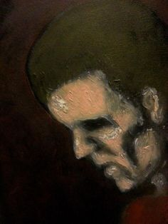 """detail from """"Who Go"""" 2005 oil on canvas by Emin Jeremy Kolosine My Drawings, Painting & Drawing, Oil On Canvas, Detail, Paintings, Art, Art Background, Paint, Painted Canvas"""