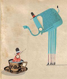 Mark james porter Illustration: Steven!!