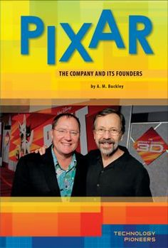 """""""This book describes the lives and careers of Ed Catmull, Alvy Ray Smith, and John Lasseter, the founders and employees at Pixar who released """"Toy Story"""" in 1995, the first computer-animated feature film."""""""