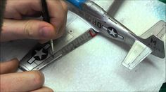 Weathering Wash (Pin Wash) : Panel Lines, Streaking and Fading : Tutorial