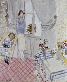 Matisse , Le Boudoir 1921.