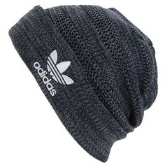 b431cefd600 Men s Adidas Originals Knit Beanie (2840 DZD) ❤ liked on Polyvore featuring  men s fashion