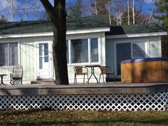 Cottage vacation rental in Mullett Lake from VRBO.com! #vacation #rental #travel #vrbo