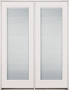 tall miniblinds fiberglass patio prehung double door unit have been looking for 8 ft french door blinds on the inside are extra
