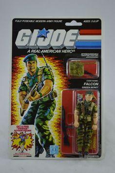 GI Joe Lt Falcon