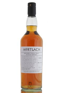 Mortlach Spirit of Speyside Whisky Festival 2013 Bottling [Single Malt Scotch Whisky]