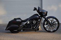 Motorcycles, Harley-Davidson