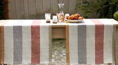 Libeco tafellinnen op maat bij Burigat Decoratie