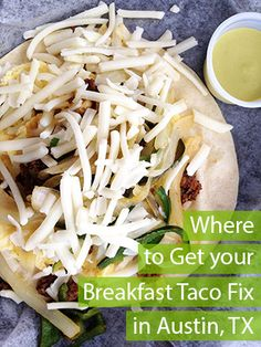 Where to Get Your Breakfast Taco Fix in Austin, TX via the 2015 AFBA City Guide #ATXBestEats | fullandcontent.com