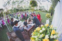Realizando um Sonho   Blog de casamento e vida a dois: O grande dia de Thais e Thiago !