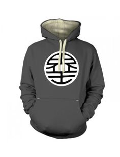 Amazon.com: Something Geeky PP - King Kai Premium Hoodie - Inspired By Dragon Ball Z: Clothing