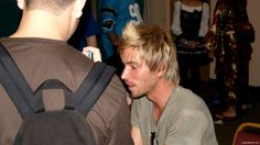 Gallery - Category: Florida Supercon 2010 - Image: Troy Baker