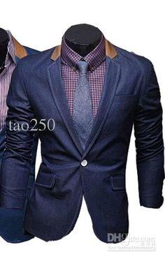 Blazer, shirt, tie.. GMS