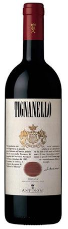 Antinori Tignanello 2007 from Tuscany, Italy - The original Super Tuscan, Tignanello is produced exclusively from a vineyard site at Antinori's Tignanello Estate. The 2007 Tignanello is intense ruby. Wine Names, Savarin, Wine Down, Wine Brands, Wine Cheese, Italian Wine, Getting Drunk, Wine And Beer, Wine Recipes
