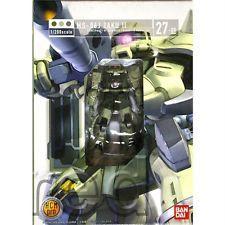Bandai Gundam 0079 HCM Pro #27-00 MS-06J Zaku II