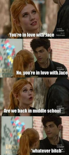 I love Alec! #Shadowhunters 1x05                                                                                                                                                                                 More