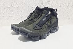 brand new db9ea 7e91c This Is What an ACRONYM x Nike Air VaporMax Collaborative Shoe Might Look  Like