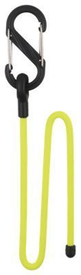 Nite Ize Clippable Gear Tie - Neon Yellow - 12'' Single Pack