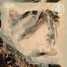 Phuzz - vol. 2 album artwork design