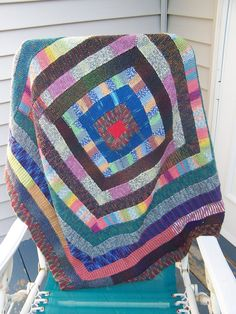 Scrap and Stash Afghan Knitting Patterns Free Knitting Pattern for Ten Stitch Blanket – Frankie Brown's pattern is perfect for your scra Baby Knitting Patterns, Afghan Patterns, Lace Patterns, Loom Knitting, Knitting Stitches, Free Knitting, Knitted Afghans, Knitted Blankets, 10 Stitch Blanket