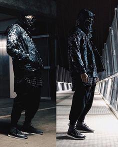 darkside  @nyquilpapi  #undercoverism #undercover #acrnm #guerrillagroup #supreme #gyakusou #nike #nikelab #thenorthface