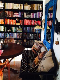 Colorful Library - Eclectic