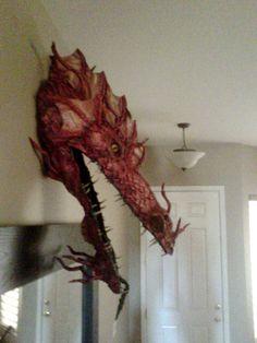 Dragon trophy DIY