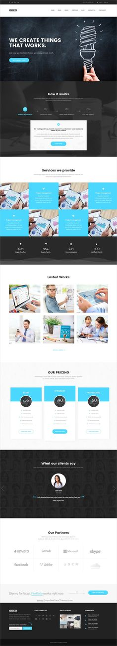 Odeo is an awesome responsive #Drupal 8 theme for stunning #business websites with 8 multipurpose homepage layouts download now➩ https://themeforest.net/item/odeo-multipurpose-fast-performance-drupal-8-theme/19274664?ref=Datasata
