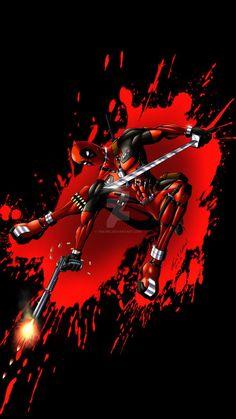 Deadpool by TravRC
