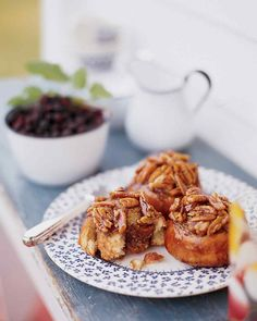 These sticky buns have to be started the night before, but they're so delicious, they're worth the extra time.