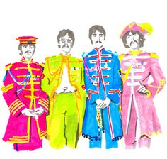 The victorian Beatles