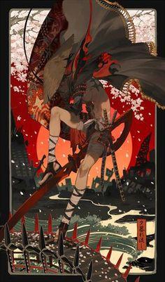 Kill la Kill - Ryuko by Ling | 零@ブレ厨 *