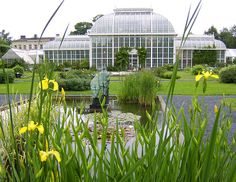 Conservatory and Greenhouses at the Botanic Garden, Helsinki, Finland - Flickr - Photo Sharing!