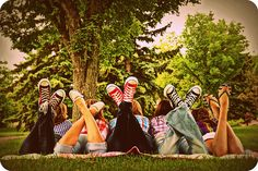 Feet up edit 3 by Bungalow'56, via Flickr