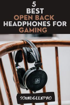 Open-back headphones are very comfortable and if you get your hands on a good pair, they will get you through those long gaming sessions without any fatigue. #gaming headphones#best gaming headphones #open-back gaming headphones #best headphones #gaming headset. Best Running Headphones, Gaming Headphones, Best Headphones, Gaming Headset, Open Back Headphones, Over Ear Headphones, Hands