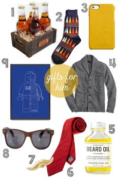 5d2425a63d Holiday Gift Guide  for Him