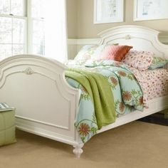 SmartStuff Furniture Classics 4.0 Panel Storage Bed