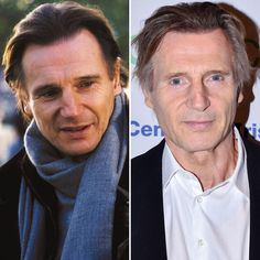 It's Liam Neeson's 64th Birthday — See the Cast of 'Love Actually' Then and Now!