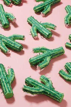 Mini Cactus Pinata - Urban Outfitters