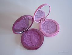 Tarte Amazonian Clay 12-Hour Blush in Flush (Old) & Flush (New)
