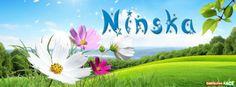 Ninska - Portadas con nombres para Facebook