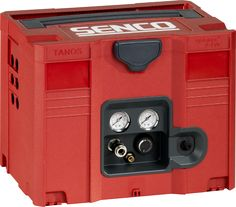 PCS1290, mini compressor, systainer   Senco EMEA