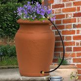 Found it at Wayfair - Yimby 50 Gallon Urn Style Rain Barrel